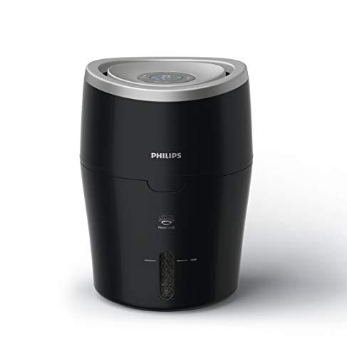 Philips Luftbefeuchter HU4814/10 (bis zu 44 m², hygienische...