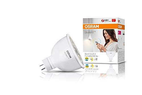 OSRAM Smart+ LED, ZigBee GU5.3 Reflektor, 12V, warmweiß bis...