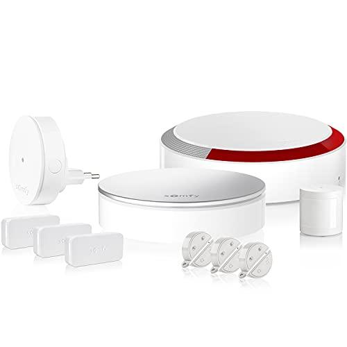 Somfy 1875230 - Home Alarm Plus | Drahtloser Hausalarm mit...
