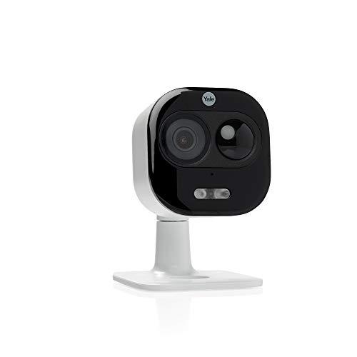 Yale SV-DAFX-W EU ALL-in-1-Kamera, Innen/Außen 1080P, WiFi-Kamera,...