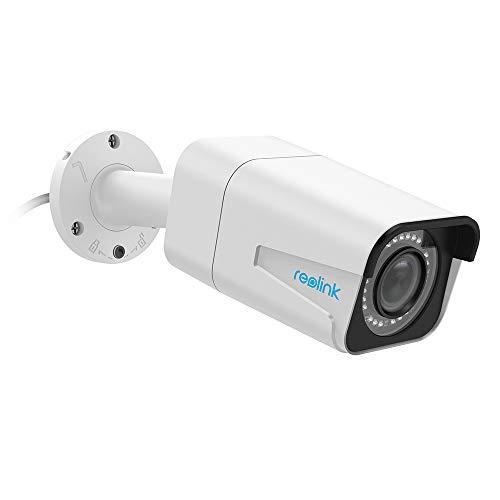 Reolink 5MP PoE Überwachungskamera Aussen IP Kamera mit Audio, SD...