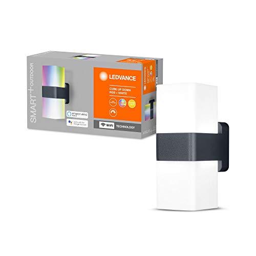 LEDVANCE Smarte LED Aussenleuchte für die Wand mit WiFi Technologie...