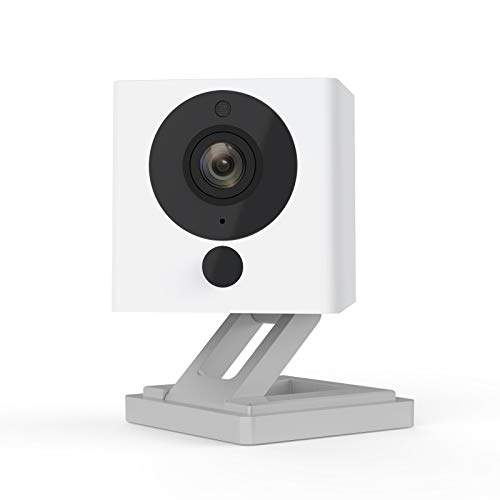 Wyze Cam 1080p HD Indoor Wireless Smart Home Camera with Night Vision,...