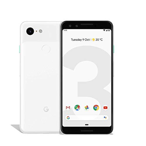 Google 99928198 Pixel 3 13, 86 cm (5, 46 Zoll) Smartphone (2.5 GHz, 64...