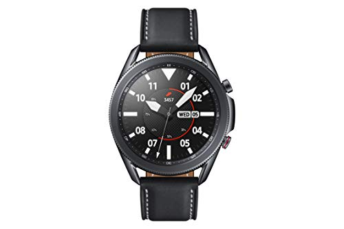 Samsung Galaxy Watch 3 (LTE) 45mm - Smartwatch Mystic Black [Spanish...