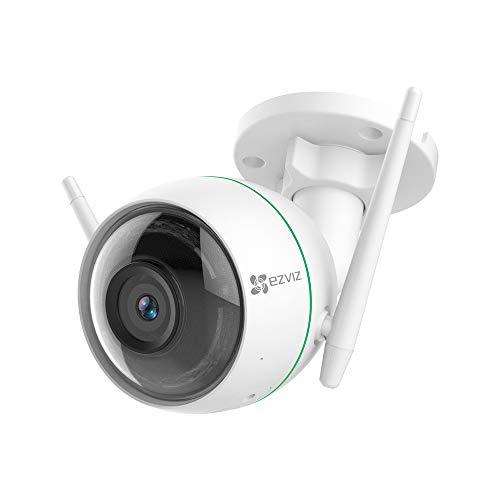 EZVIZ 1080P WLAN IP Kamera, IP66 wetterfest, Outdoor...