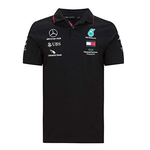 Mercedes-Benz Herren Mercedes AMG Petronas Team Poloshirt Polohemd,...