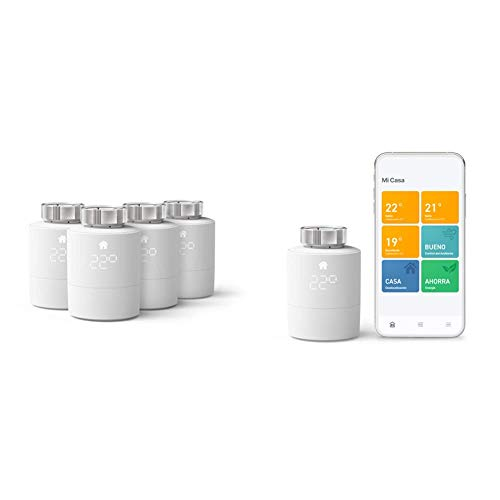 tado° Smartes Heizkörper-Thermostat Starter Kit V3+ und Smartes...