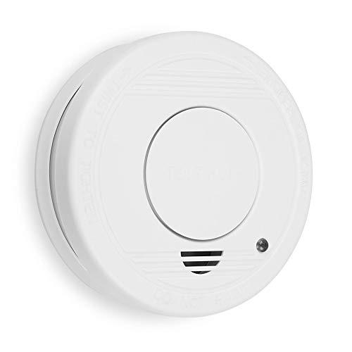 Smartwares TÜV geprüfter Rauchmelder/Feuermelder, DIN EN 14604...