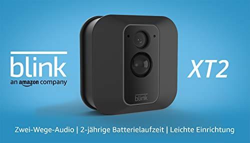Blink XT2 (2. Gen.) – Smarte Sicherheitskamera | Für den Außen-...