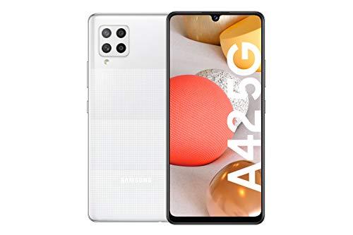 Samsung Galaxy A42 5G Android Smartphone ohne Vertrag, 4 Kameras,...
