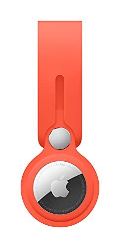 Apple AirTag Anhänger - Leuchtorange