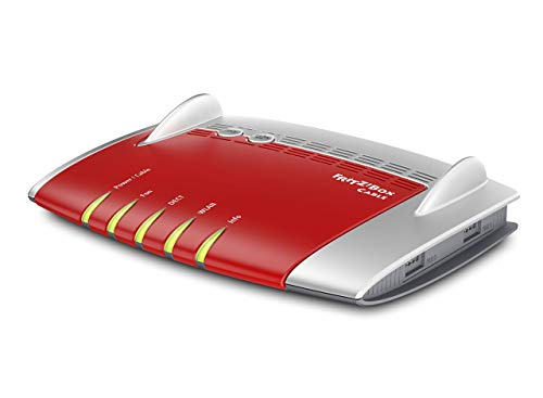 AVM FRITZ!Box 6490 Cable WLAN AC + N Router (DOCSIS-3.0-Kabelmodem...