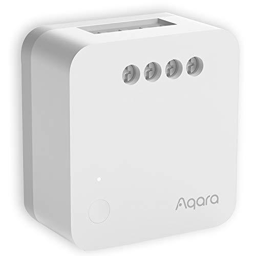 Aqara Einzelsteuermodul T1 ohne Neutralleiter ZIgBee Smart Home...