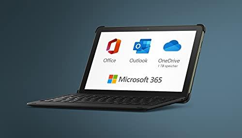 Das neue Fire HD 10-Tablet, 32 GB, blau, mit Werbung +...