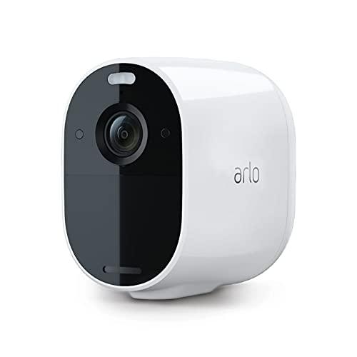 Arlo Essential Spotlight WLAN Überwachungskamera aussen, kabellos,...