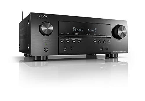Denon AVR-S950H 7.2-Kanal AV-Receiver, Hifi Verstärker, Alexa...