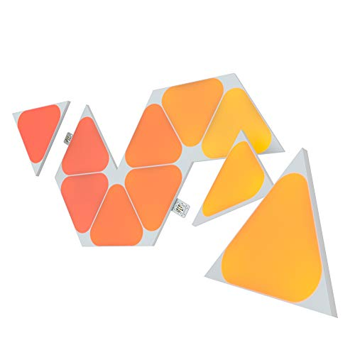 Nanoleaf Shapes Mini Triangles Expansion Pack - 10 zusätzliche Mini...