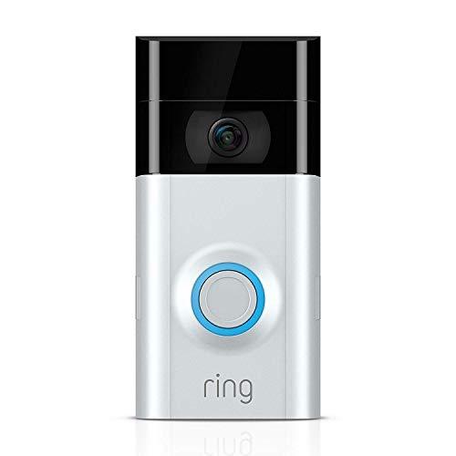 Ring Video Doorbell 2 | Video Türklingel 2 1080p HD-Video,...