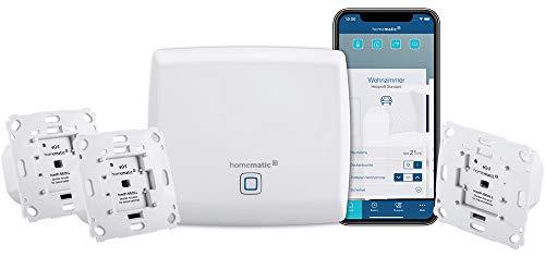Homematic IP Access Point - Smart Home Gateway mit kostenloser App und...