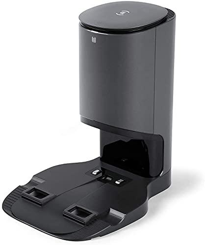 ECOVACS Automatische Absaugstation, (schwarz): für die automatische...