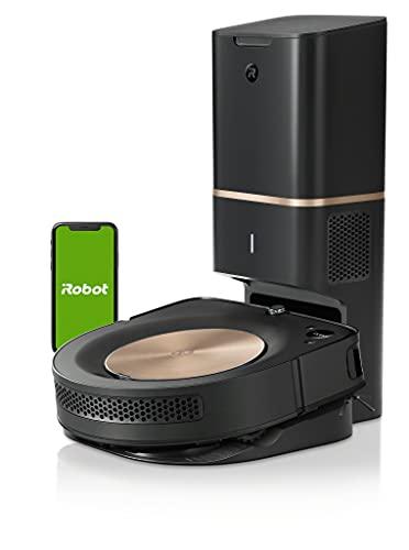 iRobot Roomba s9+ Über WLAN verbundener Saugroboter mit automatischer...