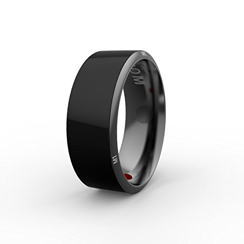 PURROMM Smart NFC Multifunktionale Ring für Android Windows Phones...