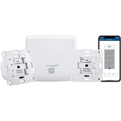 Homematic IP Smart Home Starter Set Beschattung - Intelligente...