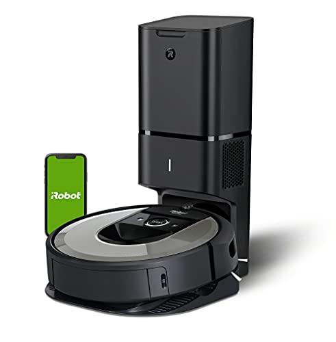 iRobot Roomba i7+ (i7556) WLAN-fähiger Saugroboter, Autom....