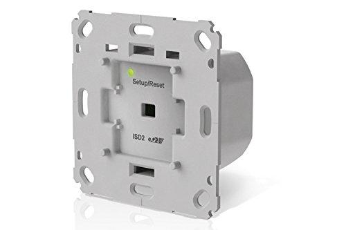 innogy SE Smart Home Unterputzdimmer / Verdunklungsschalter,...