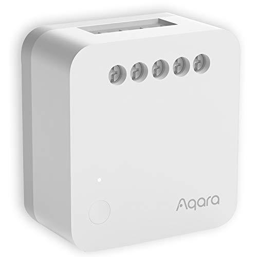 Aqara Einzelsteuermodul T1 mit Neutralleiter ZIgBee Smart Home HomeKit...