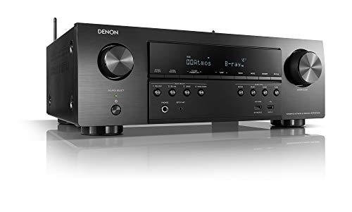 Denon AVR-S750H 7.2-Kanal AV-Receiver, Hifi Verstärker, Alexa...