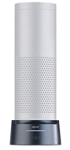 reVolt Echo Akku: 2in1-Powerbank für Amazon Echo 1 und USB-Geräte,...