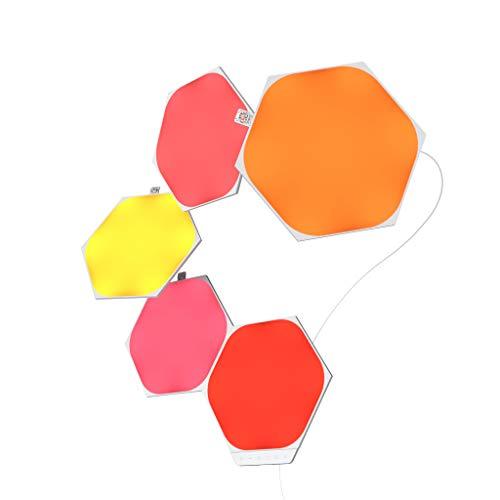 Nanoleaf Shapes Hexagons Starter Kit - 5 Panels