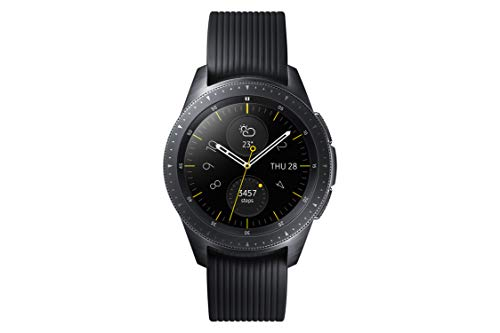 Samsung Galaxy Watch, Runde Bluetooth Smartwatch Für Android,...