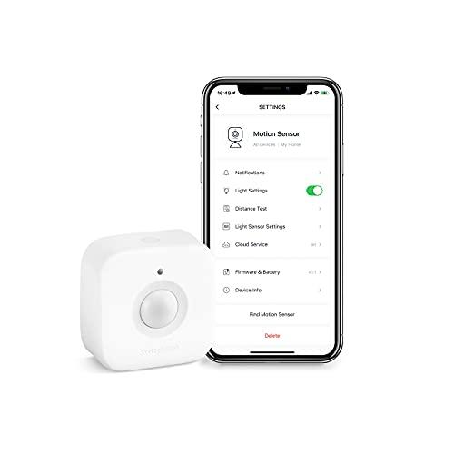 SwitchBot Smart Bewegungs-Türsensor, drahtloses Sicherheitssystem...