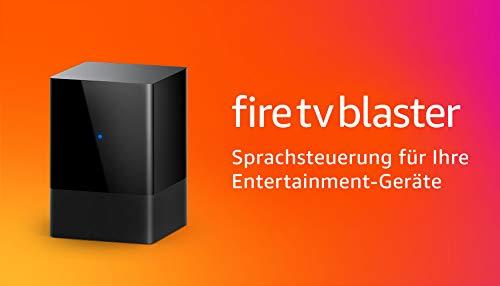 FireTVBlaster│Alexa-Sprachsteuerung (An/Aus und Lautstärke)...