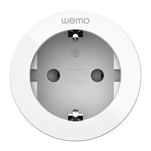Wemo Smart Plug (Zwischenstecker, Funksteckdose für Smart Home,...