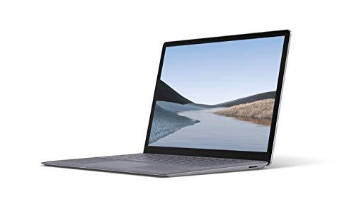 Microsoft Surface Laptop 3, 13' Zoll Laptop (Intel Core i5, 8GB RAM,...