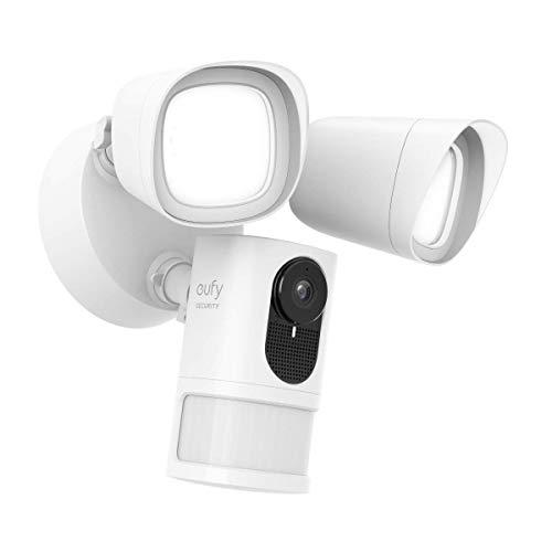 eufy Security Sicherheitskamera mit Scheinwerfer, 1080p...