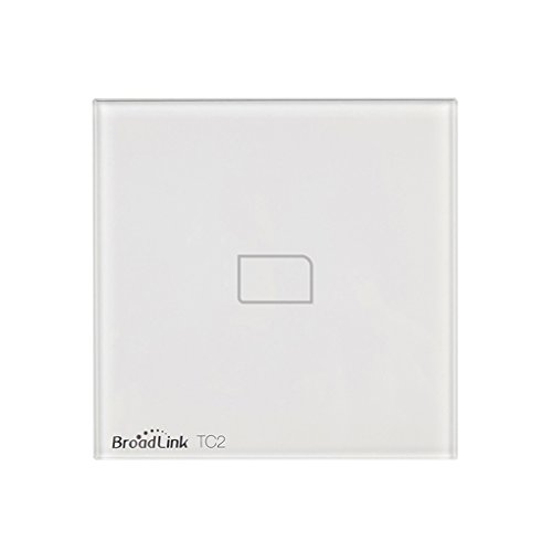 Broadlink TC2 EU Switch 1Gang Touch Switch Smart Home Automatisierung...