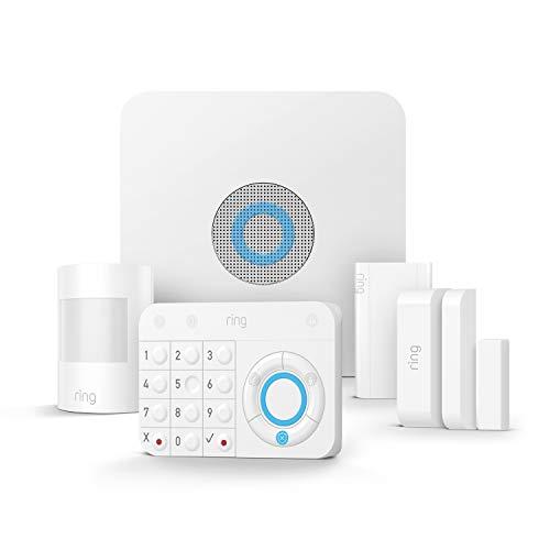 Ring Alarm 5-teiliges Set (1. Generation) von Amazon – Alarmanlage...