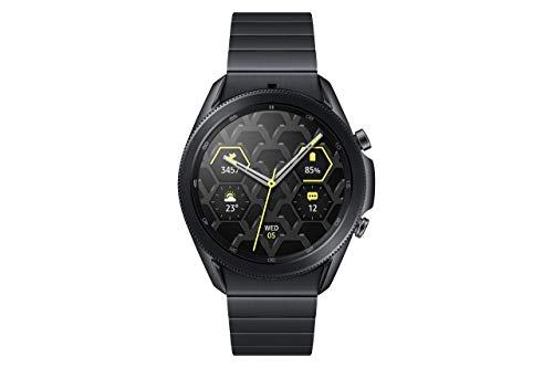 Samsung Galaxy Watch3, runde Bluetooth Smartwatch für Android,...