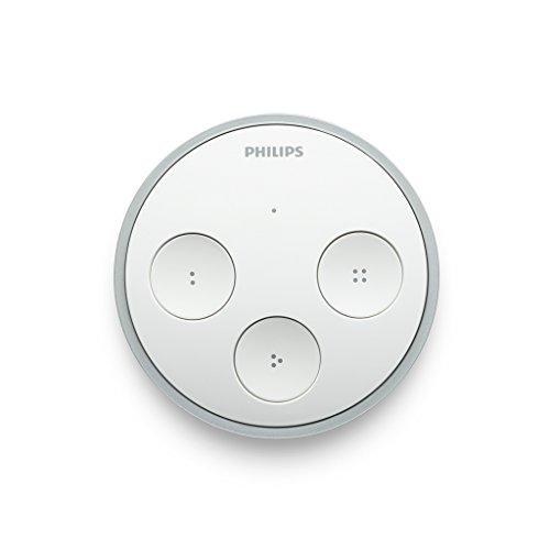 Philips Hue Tap Schalter, weiß, kabellose Steuerung