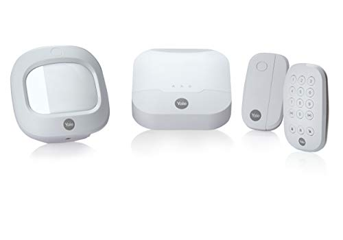 Smart Home Sync Yale-Starter Kit mit Tastatur, integriert mit Alexa