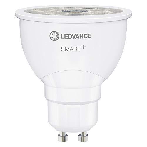 OSRAM Smart+ LED, ZigBee GU10 Reflektor, warmweiß, dimmbar, Direkt...