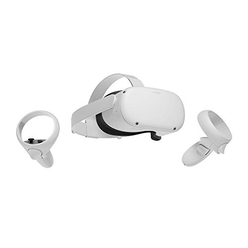 Oculus Quest 2 — Advanced All-In-One Virtual Reality Headset,...