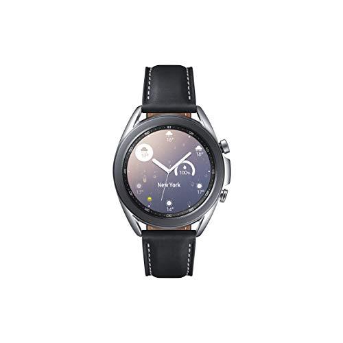 Samsung Galaxy Watch 3, Runde Bluetooth Smartwatch für Android,...
