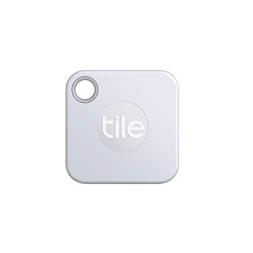 Tile Mate (2020) Bluetooth Schlüsselfinder, 1er Pack, 60m Reichweite,...
