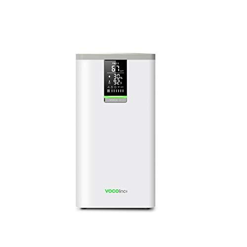 VOCOlinc Smart Air Purifier | Sprachsteuerung mit Apple HomeKit,...